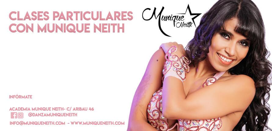 Munique Neith - Novedades