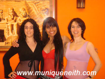 Munique Neith - Alumnas