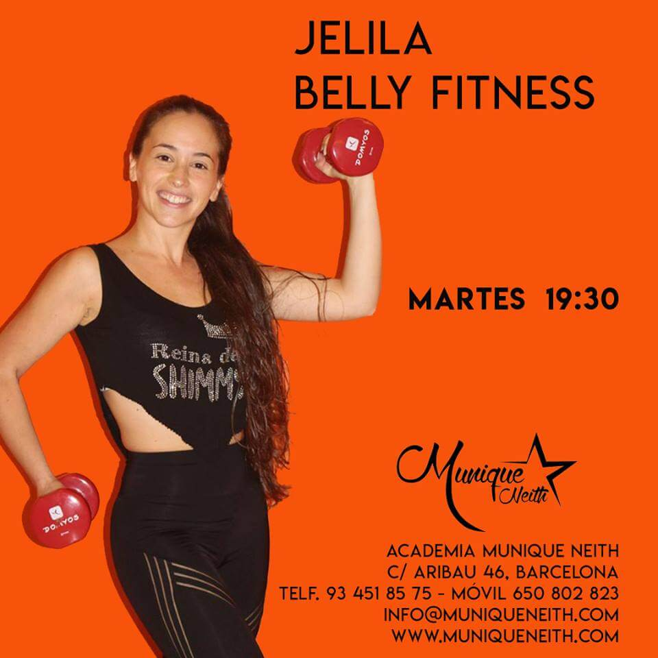 Munique Neith - Belly Fitness