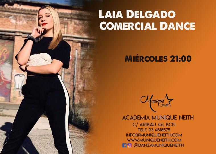 Munique Neith - Comercial Dance