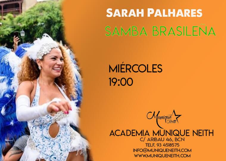 Munique Neith - Samba